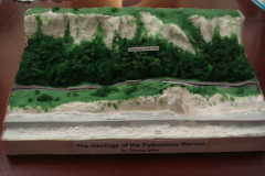 Geological-model-of-Folkestone-Warren