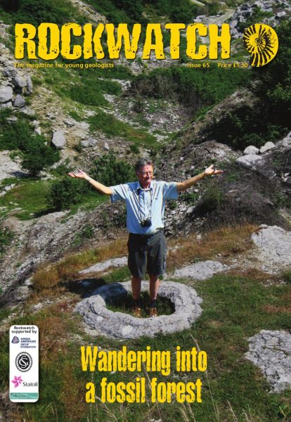 Rockwatch Magazine Issue 65 cover