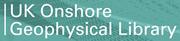 UK Onshore Geophysical Library