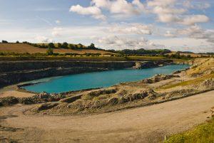Lea Quarry, Much Wenlock Shropshire