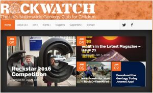 Rockwatch launch new website