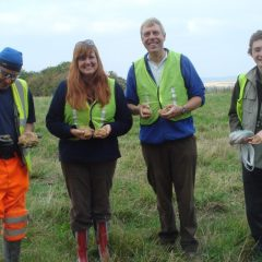 Jurassic Fossil Hunt in a Farmer's Field! – Saturday 8 October 2016