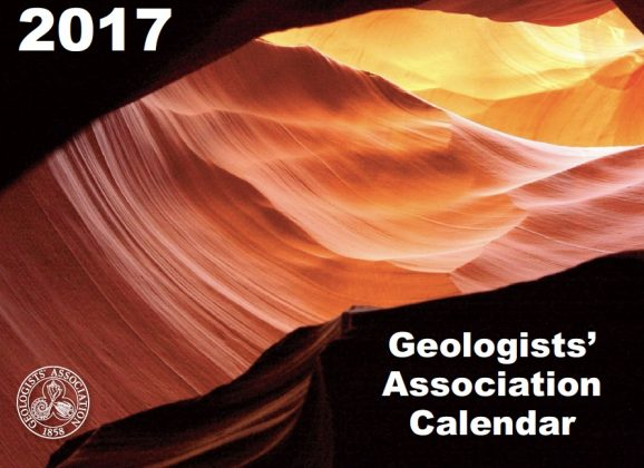 Geology Calendar 2017