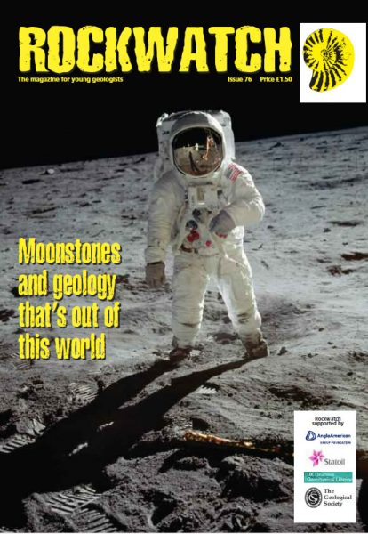 Issue 76 Rockwatch magazine front cover