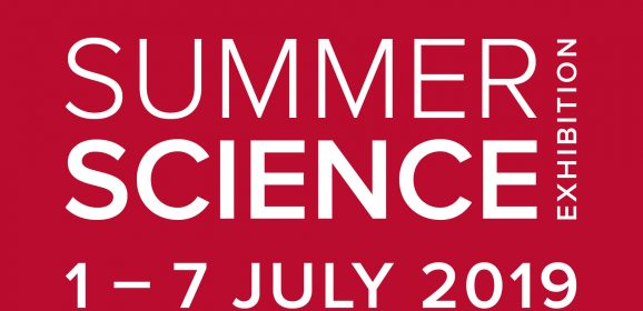 Summer Science Exhibition at the Royal Society – 1 to 7 July 2019
