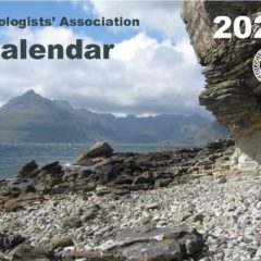 Geologists' Association Calendar 2020