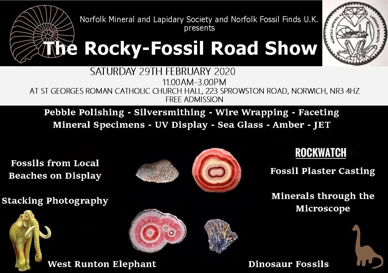 Norfolk Rockey Roadshow