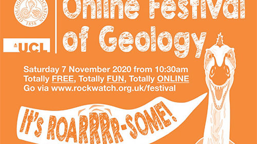 Festival of Geology 2020 – save the dates!