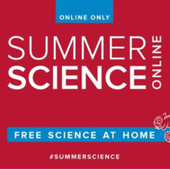 Summer Science Online talks freely available for all