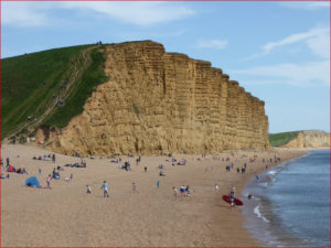West Bay East Cliff