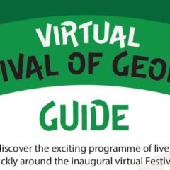 Download the Guide to the Virtual Festival of Geology
