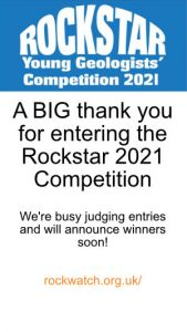 Thanks for entering the Rockstars 2021 competition