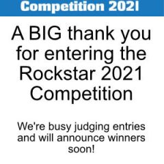 Your Rockstar Competition Entries are In!