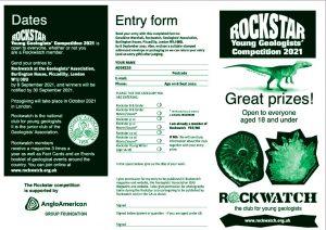Rockstars Competition 2021 Form