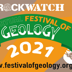 Tickets are now available for the FREE vFestival of Geology 2021